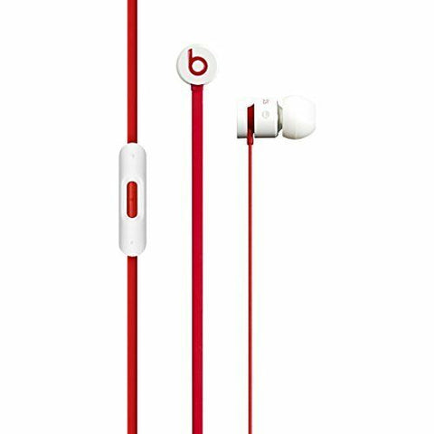Beats By Dr. Dre Urbeats 2.0 In Ear Headphone Red White (Used like new)