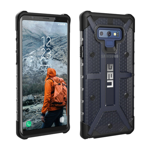 UAG Samsung Galaxy Note 9 PLASMA Feather-Light Rugged - Ash