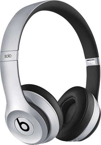 Beats by Dr. Dre - Solo 2 On-Ear Wireless Headphones - Space Gray (Used like new)