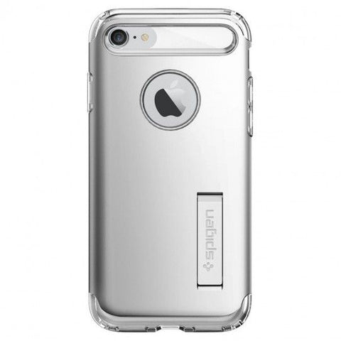 iphone 7/8 Spigen Slim Armor satin silver case