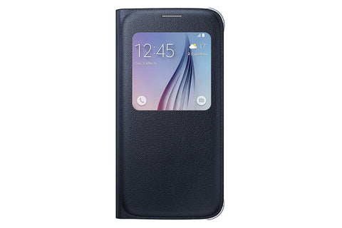 Samsung S-View Flip Cover for Samsung Galaxy S6