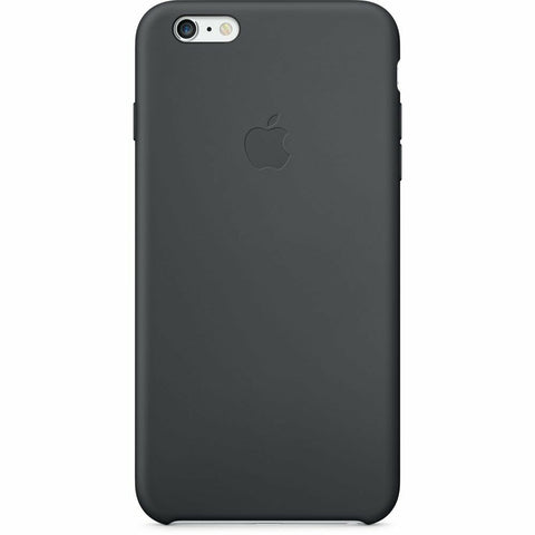 Apple Silicone Case for iPhone 6s Plus - Black