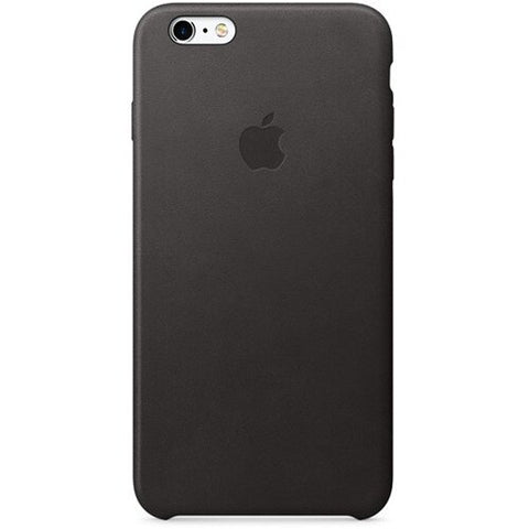 Genuine Apple Leather Case for iPhone 6s Plus Black