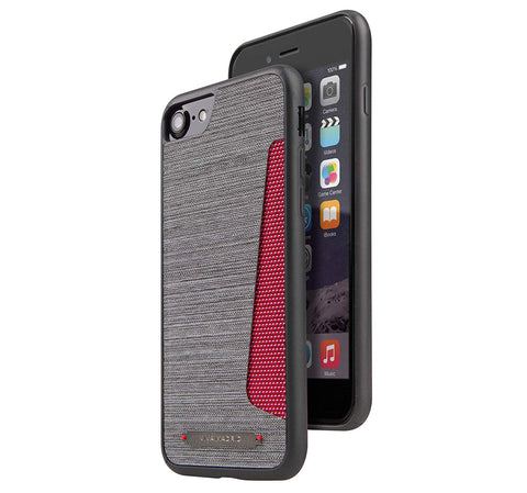 Viva Madrid iPhone 7 and 8 Atleta Arquero Case - Grey