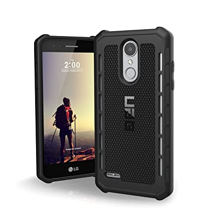 UAG LG Tribute Dynasty/Aristo 2/Fortune 2 Outback Feather-Light Rugged [Black]