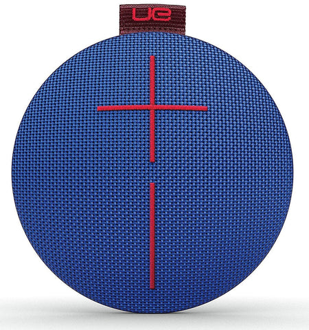 UE Roll 2 Solid Blue Red Speaker