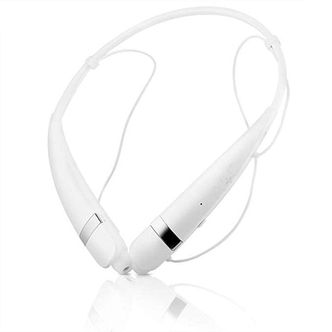 LG Electronics Tone Pro HBS-760 Bluetooth Wireless Stereo Headset - White