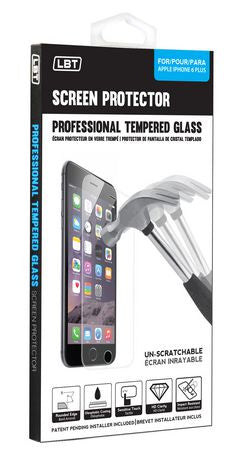 LBT Tempered Glass Screen Protector for iPhone 6/6S