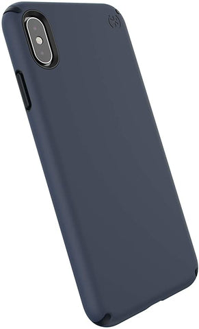 Speck Products Presidio Pro iPhone XS Max Case, Eclipse Blue/Carbon Black