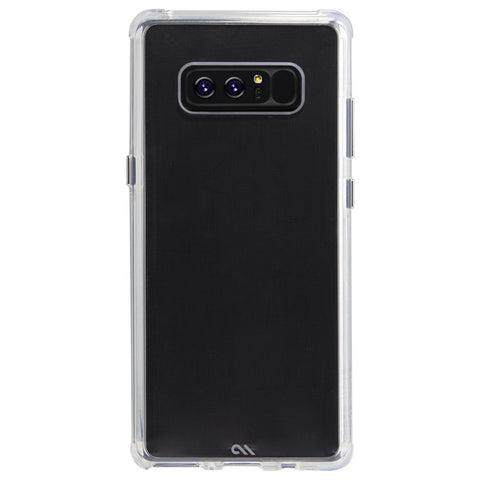 Case-Mate CM036306 Hard Phone Case for Samsung Galaxy Note 8 (Clear)