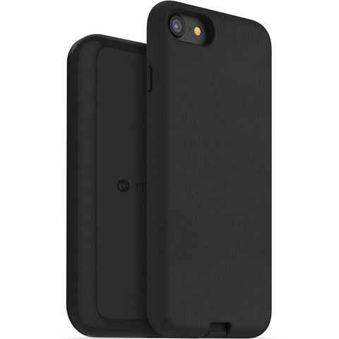 Mophie iPhone7/8 Charge force case & wireless charging base -Black