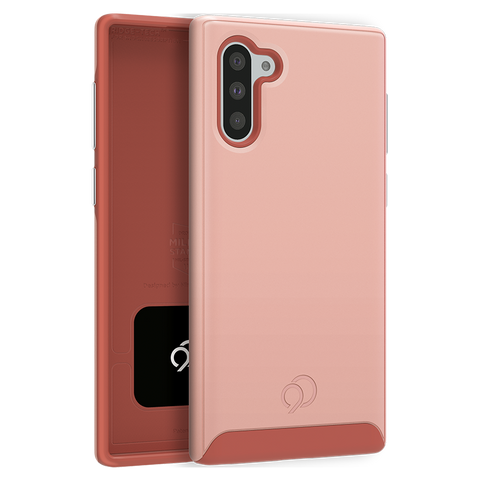 Nimbus9 - Cirrus 2 Case for Samsung Galaxy Note10 - Rose Gold