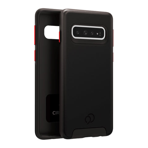 Nimbus9 - Cirrus 2 Case for Samsung Galaxy S10 - Black