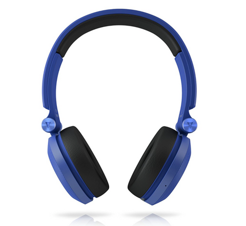 JBL E40BT High-Performance Wireless On-Ear- Blue