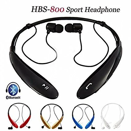 Wireless Headphones HBS800