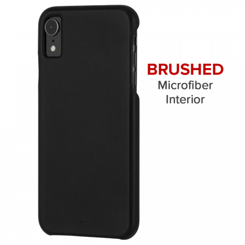 Case-Mate Barely There Leather Minimalist Case For iPhone XR