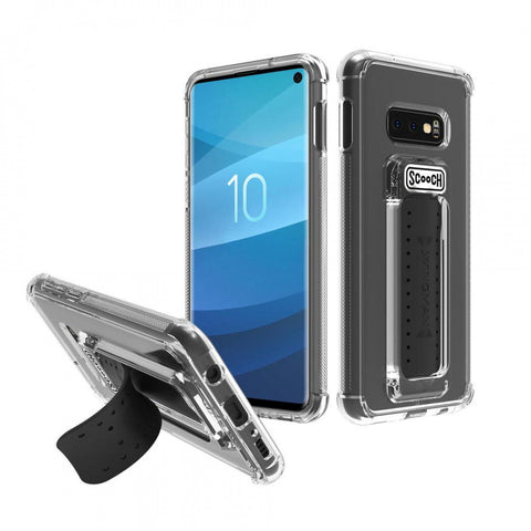 SCOOCH WINGMAN  SAMSUNG GALAXY S10e CASE-CLEAR