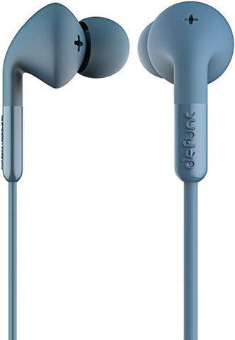 Defunc +Music Earphones DFD0034 Blue