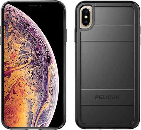Pelican Protector iPhone Xs Max Case - Black