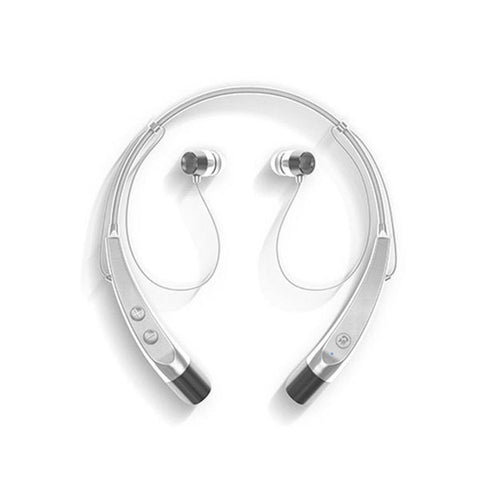 Xtreme Cobra Bluetooth Magnetic Earbud Headset Silver