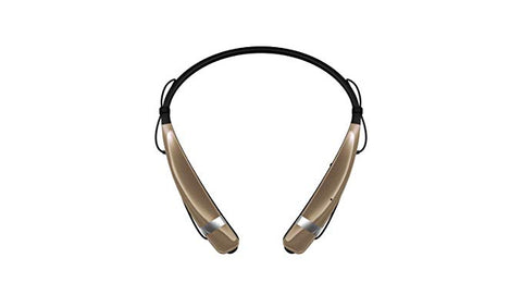 LG Electronics Tone Pro HBS-760 Bluetooth Wireless Stereo Headset - Gold