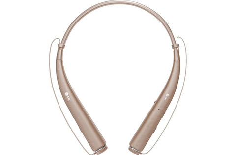 LG Tone Pro HBS-780 Bluetooth Stereo Headset Gold