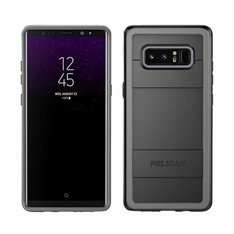 Pelican Samsung Galaxy Note 8 Case Black/Light Grey