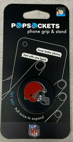 PopSockets Cell Phone Grip & Stand - Cleveland Browns Helmet