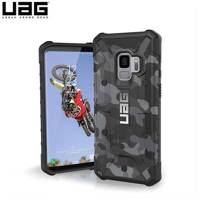 UAG Rugged Case for Samsung Galaxy S9 - Pathfinder SE Midnight Camo