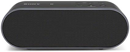 Sony SRSX2 Ultra-Portable NFC Bluetooth Wireless Speaker Black