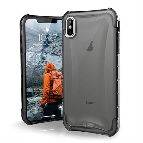 UAG PLYO Feather-Light iPhone Xs Max Rugged Case Ash