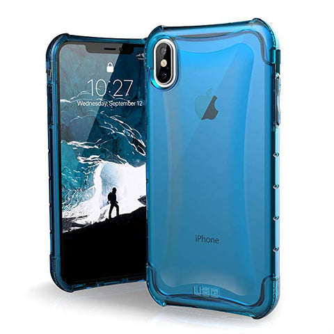 UAG iPhone Xs Max [6.5-inch Screen] PLYO Feather-Light Rugged - Glacier