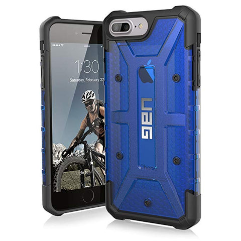 UAG iPhone 8 Plus / iPhone 7 Plus / iPhone 6s Plus [5.5-inch screen] PLASMA Feather-Light Rugged - COBALT