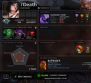 Crusader V | MMR: 2170 - Behavior: 10000