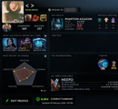 Legend II | MMR: 3270 - Behavior: 8064