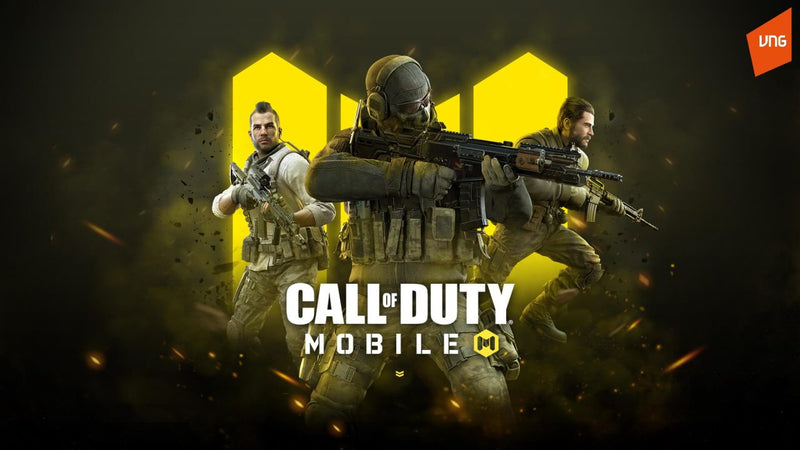 Cày Rank Call of Duty: Mobile