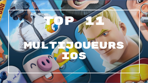 top manette multijoueurs ios