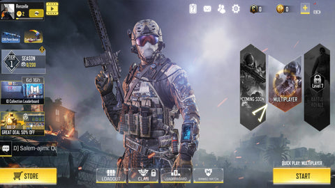 Trucs et astuces Call of Duty Mobile