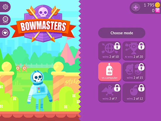Bowmasters 5