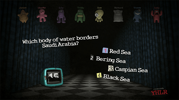 Jackbox Party Pack red sea