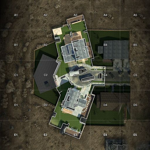 map call of duty mobile