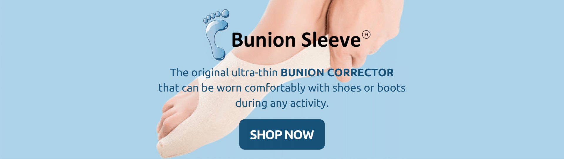 Buy Bunion Sleeve
