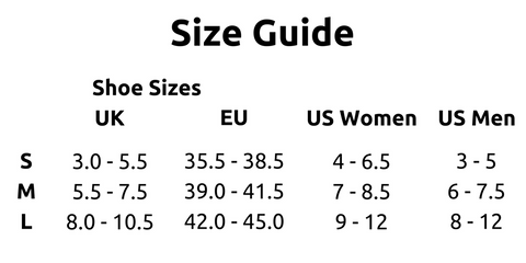 bunion sleeve plus size guide