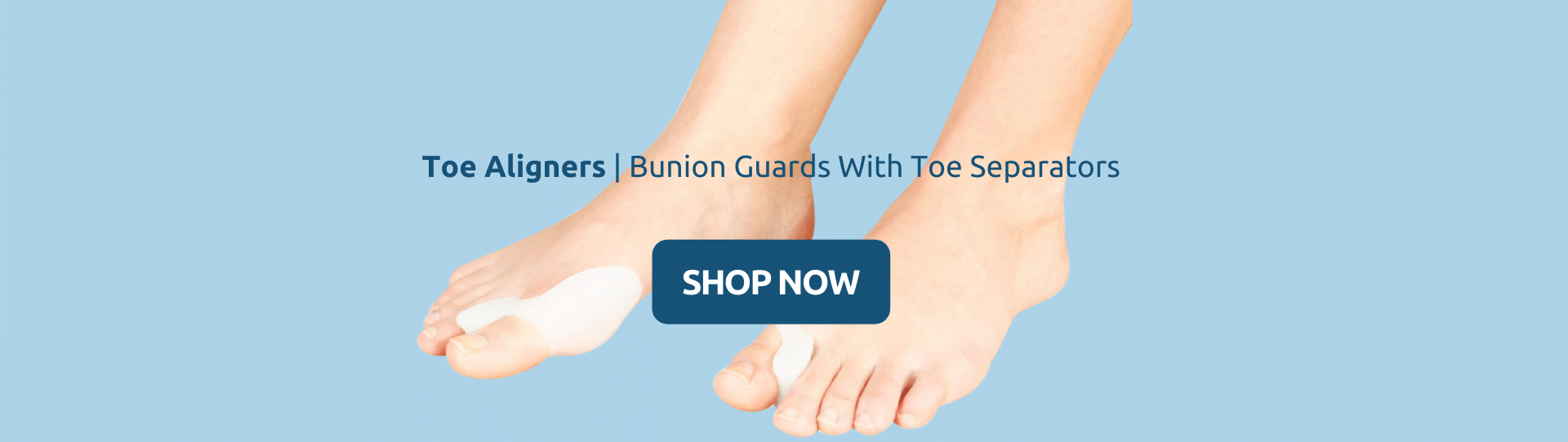 Buy Toe Aligners Bunion Guards With Toe Separators