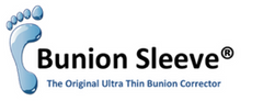 bunion sleeve logo