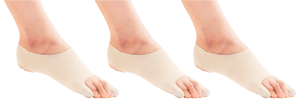 image of bunion sleeve plus