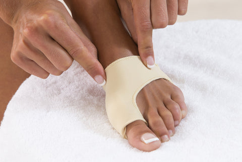 Bunion holding you back? Not for long!