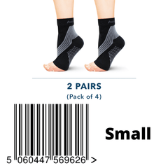 Plantar Fasciitis Socks | All Day Heel & Arch Support