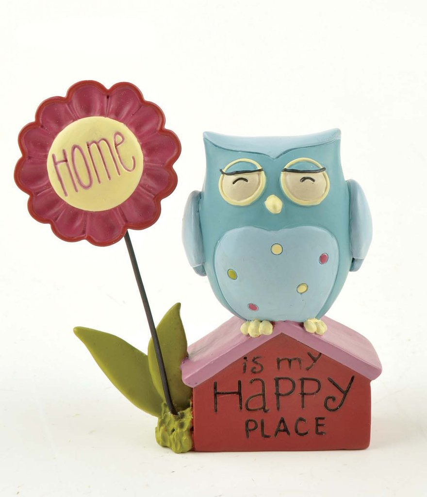 Ruffle your Feathers - Home Is My Happy Place