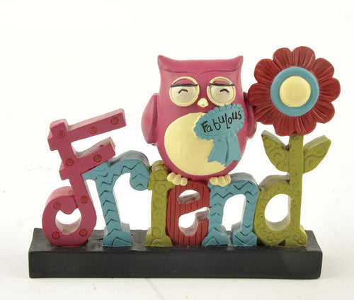 Ruffle your Feathers - Fab Friend